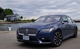 2018 Lincoln Continental: Modern Classic in Luxury and Style
