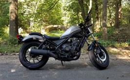 Honda Rebel 500 ABS: An entry level forever bike