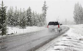 Stay Safe on the Road this Winter
