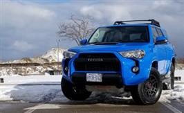 2019 Toyota 4Runner TRD Pro: Old School Cool for the modern adventurer