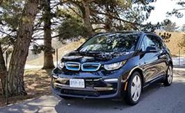 2019 BMW i3 REX: Range anxiety reducer