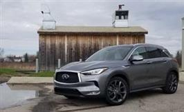 2019 Infiniti QX50 Autograph: Elaborate engineering in a luxury package