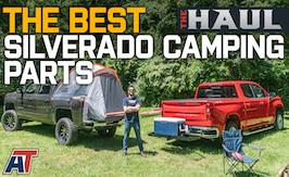 Top Silverado Camping Parts | The Haul