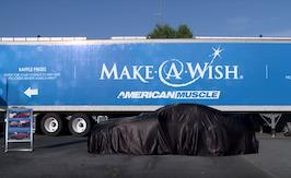 Fox Body Mustang Gets Coyote Swapped for Make - A - Wish® Recipient