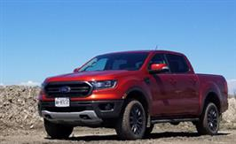 2019 Ford Ranger Lariat Sport: Return of the Ranger