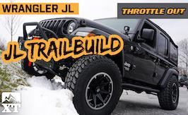 Building a JL Wrangler for the Trails and Street