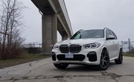 BMW X5 xDrive40i: What a sporty SUV should be