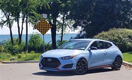 2020 Hyundai Veloster N: Hot Hatch Heaven