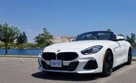 2020 BMW Z4 M40i: Stylish, Sophisticated and Swift