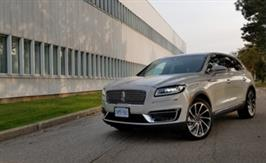 2019 Lincoln Nautilus Reserve: MKX No More