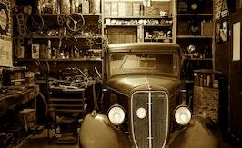 Five Things You Need To Restore A Classic Car