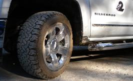 BFGoodrich All-Terrain T/A K02 Tire Takes On The Wilderness