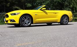 Road Trippin In The Mustang GT