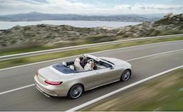 Stuttgart Have Done It Again: Introducing The E Class Cabriolet