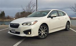 2017 Subaru Impreza Sport 5-door: All New, Economical All Wheel Drive