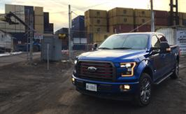 2017 Ford F-150 10-speed EcoBoost: More efficient, more effective