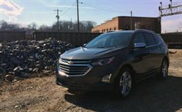 2018 Chevrolet Equinox | First Impressions
