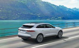 Jaguar F-Pace: The Big Cat's Biggest Roar Yet