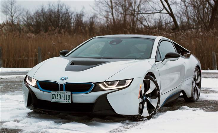2018 BMW i8: A vision of the future - now :: Wheels on Edge