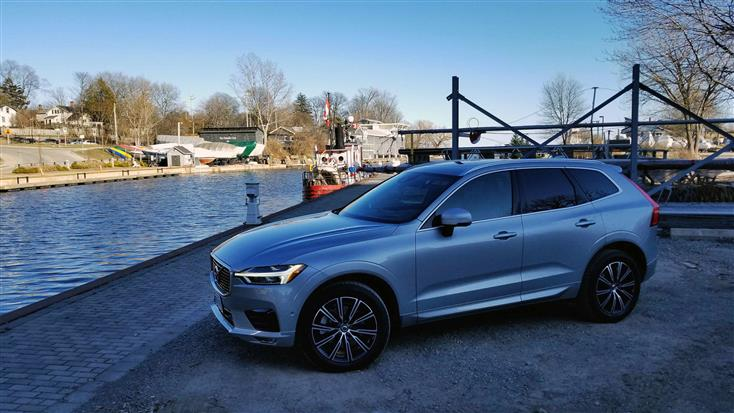 On The Styling Front Volvo Has Come A Long Way From Humble Boxy Vehicles They May Be Best Known For New Xc60 Looks Sharp Elegant And Aggressive