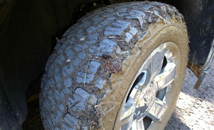 Bfgoodrich All Terrain >> BFGoodrich All-Terrain T/A K02 Tire Takes On The Wilderness :: Wheels on Edge