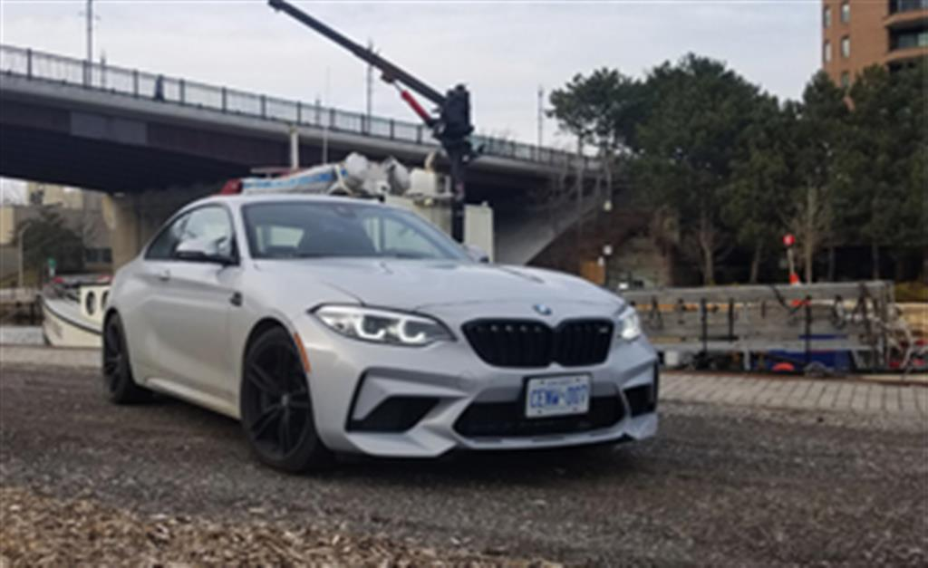 BMW M2 Competition: No Competition