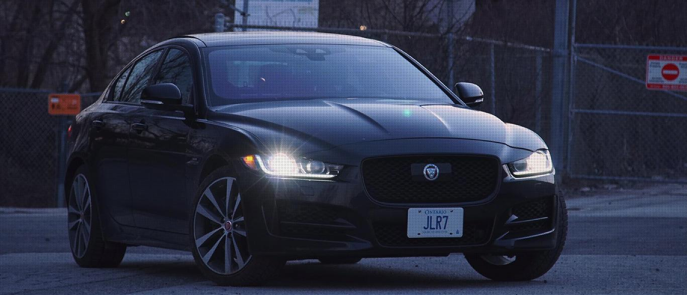 Jaguar XE 2.0D: Luxury on a budget