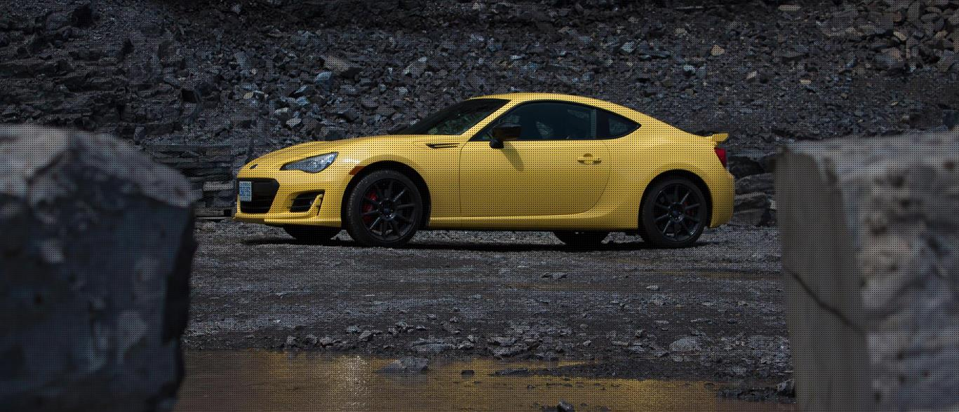 2017 Subaru BRZ Inazuma: Not-so-mellow Yellow