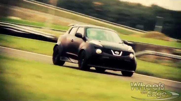 Nissan Juke-R Video # 10 - Shakedown and Testing