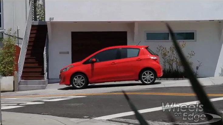 Toyota Yaris Test Drive: 2012 Video Car Review