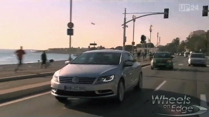 Volkswagen CC:  Premium Design and Technologies