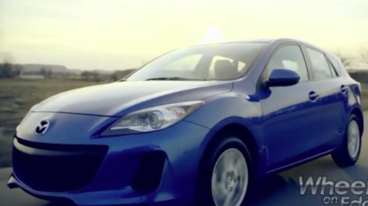Mazda 3 Sport With Skyactiv Road Test: 2012 Video Car Review