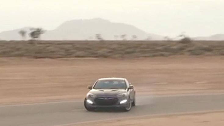 2013 Hyundai Genesis Coupe Review - Video Test Drive