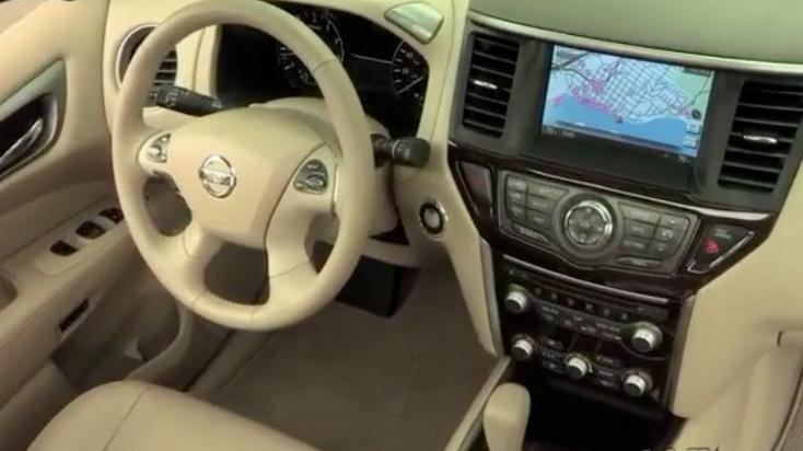 Behind the Wheel with Shell V-Power --2013 Nissan Pathfinder car review