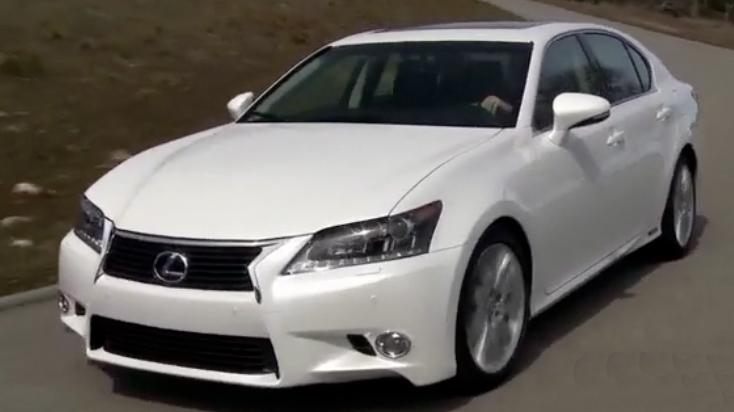 Behind the Wheel with Shell V-Power --2013 Lexus GS car review