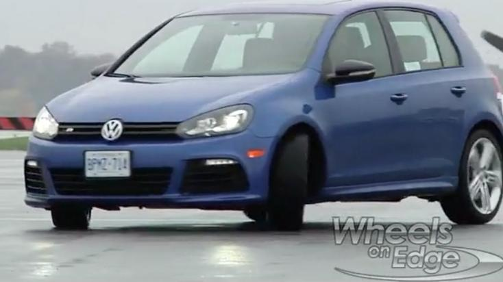 Behind the Wheel with Shell V-Power --2013 Volkswagen Golf R review
