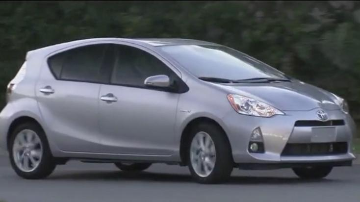 2013 Toyota Prius C Road Test: Video Car Review