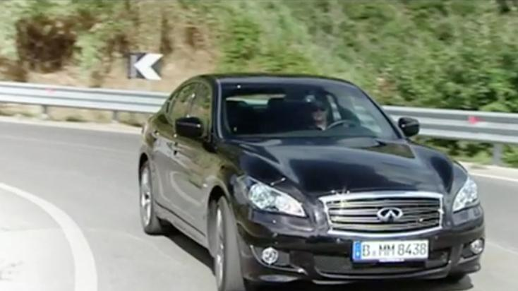 2013 Infiniti M37x S Road Test: Video Car Review