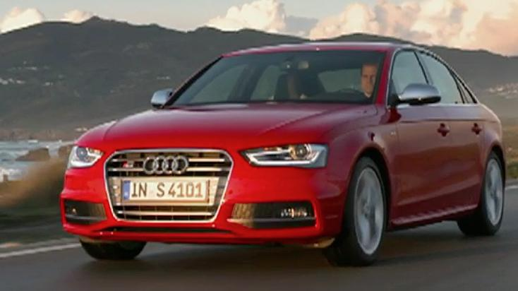 Audi S4 Road Test: 2013 Video Car Review