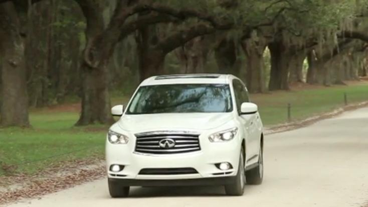 2013 Infiniti JX35 Car Review