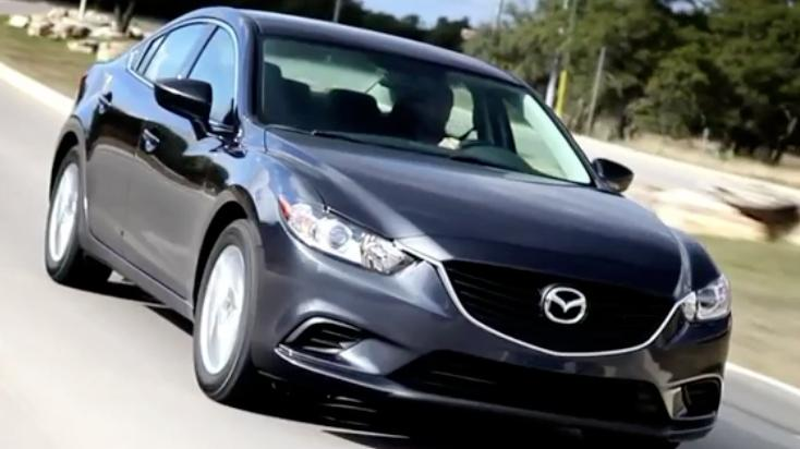 2014 Mazda 6 GT Road Test: Video Car Review