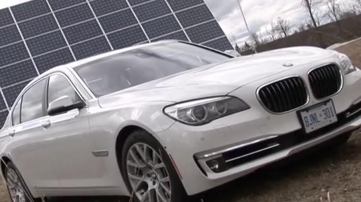 2013 BMW ActiveHybrid 7L Review - Video Test Drive