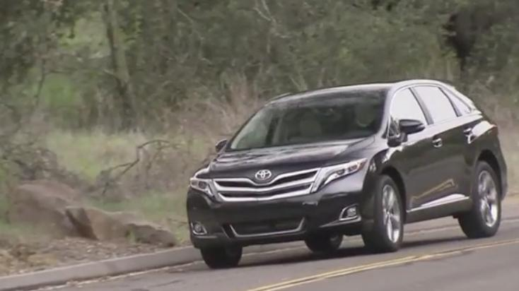 2013 Toyota Venza Review - Video Test Drive