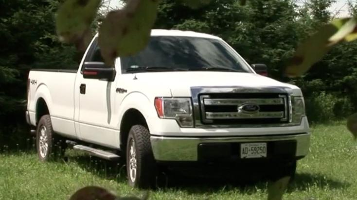 2013 Ford F-150 XLT Review | Video Test Drive, Ratings, Auto Specs, Price