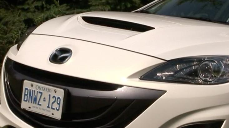 2013 MazdaSpeed3 Review - Video test Drive