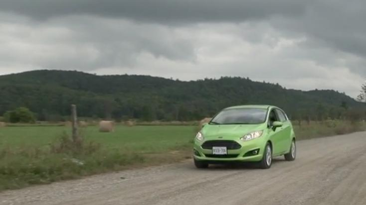 2014 Ford Fiesta Review | Video Test Drive, Ratings, specs, price
