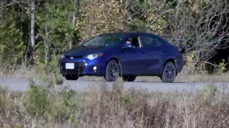 2014 Toyota Corolla S Review | Video Test Drive, Ratings, specs, price