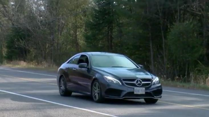 2014 Mercedes-Benz E350 Coupe Review | Video Test Drive, Ratings, specs, price