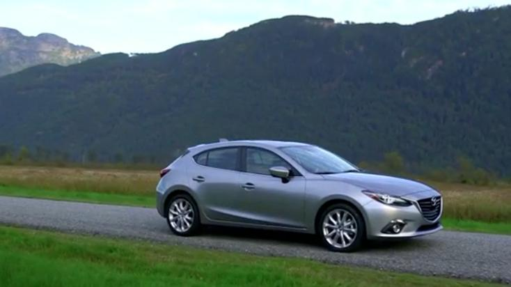 2014 Mazda 3 Sport Review | Video Test Drive, Ratings, specs, price