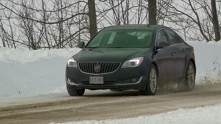 Buick Regal AWD Review | Video Test Drive